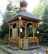 Неизвестная часовня на источнике Николая Чудотворца - Филипповское - Киржачский район - Владимирская область