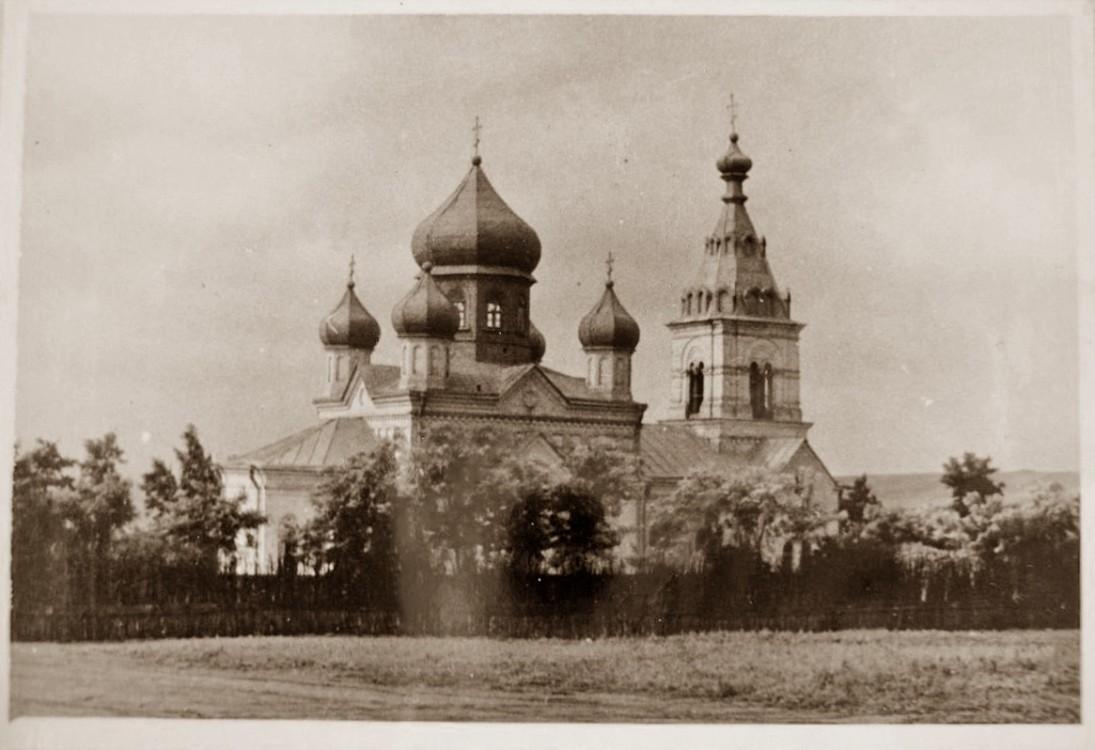 Церковь Усекновения главы Иоанна Предтечи, Пырлица