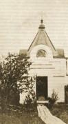 Неизвестная часовня на могиле Д. М. Меншиковой - Верхний Услон - Верхнеуслонский район - Республика Татарстан