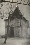 Верхний Услон. Неизвестная часовня на могиле Д. М. Меншиковой