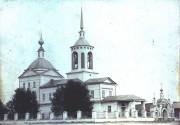 Церковь Петра и Павла - Боговарово - Октябрьский район - Костромская область