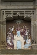 Митоку Драгомирней. Монастырь Сошествия Святого Духа на апостолов. Церковь Сошествия Святого Духа