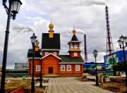 Церковь Варвары на территории Фосфорного комплекса - Череповец - г. Череповец - Вологодская область