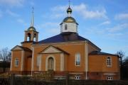 Церковь Покрова Пресвятой Богородицы - Теткино - Глушковский район - Курская область