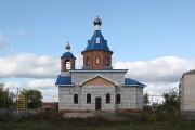 Красногорский. Похвалы Божией Матери (строящаяся), церковь