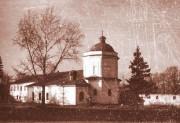Гамалиевка. Гамалеевский Харлампиев монастырь. Церковь Харалампия Магнезийского