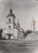 Церковь Успения Пресвятой Богородицы (старая) - Бийск - Бийский район и г. Бийск - Алтайский край