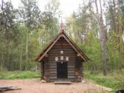 Красный Бор. Александра Невского на Троицком кладбище, часовня