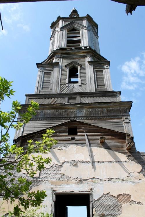 Церковь Рождества Пресвятой Богородицы, Никольское