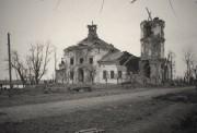 Церковь Николая Чудотворца - Рамушево - Старорусский район - Новгородская область