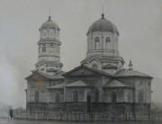 Лозовой Яр. Николая Чудотворца, церковь