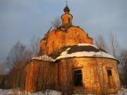 Церковь Троицы Живоначальной - Олешь - Галичский район - Костромская область