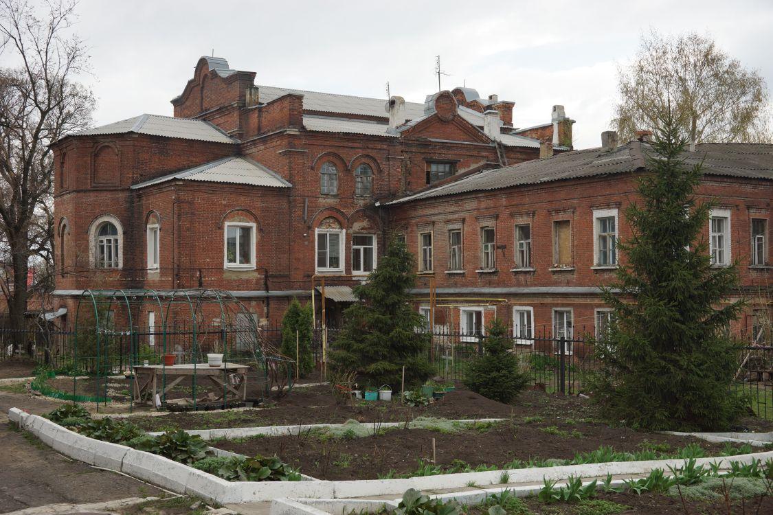 Козловский Боголюбский монастырь. Церковь иконы Божией Матери