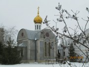 Мелитополь. Сергия Мелитопольского, церковь