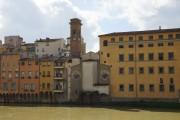 Флоренция. Иакова Зеведеева, церковь
