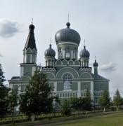 Достоево. Троицы Живоначальной, церковь