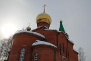 Церковь Спаса Преображения - Парабель - Парабельский район - Томская область