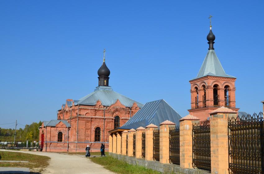 Богородице-Рождественский женский монастырь, Придорожный