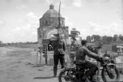 Церковь Покрова Пресвятой Богородицы (старая) - Мармыжи - Советский район - Курская область
