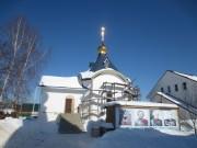 Лямцино. Неизвестная церковь