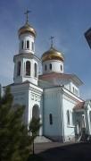 Дустабад. Покровский женский монастырь. Церковь Покрова Пресвятой Богородицы