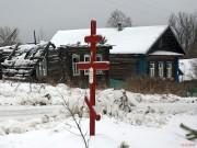 Часовня Илии Пророка - Стешково - Спировский район - Тверская область