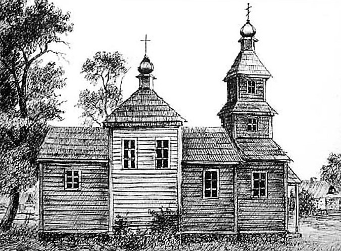 Церковь Параскевы Пятницы, Качановичи