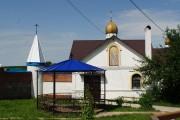 Новомихайловка. Покровский Эннатский мужской монастырь. Церковь Владимира равноапостольного