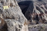 Монастырь Панджарлык - Ургюп - Невшехир - Турция