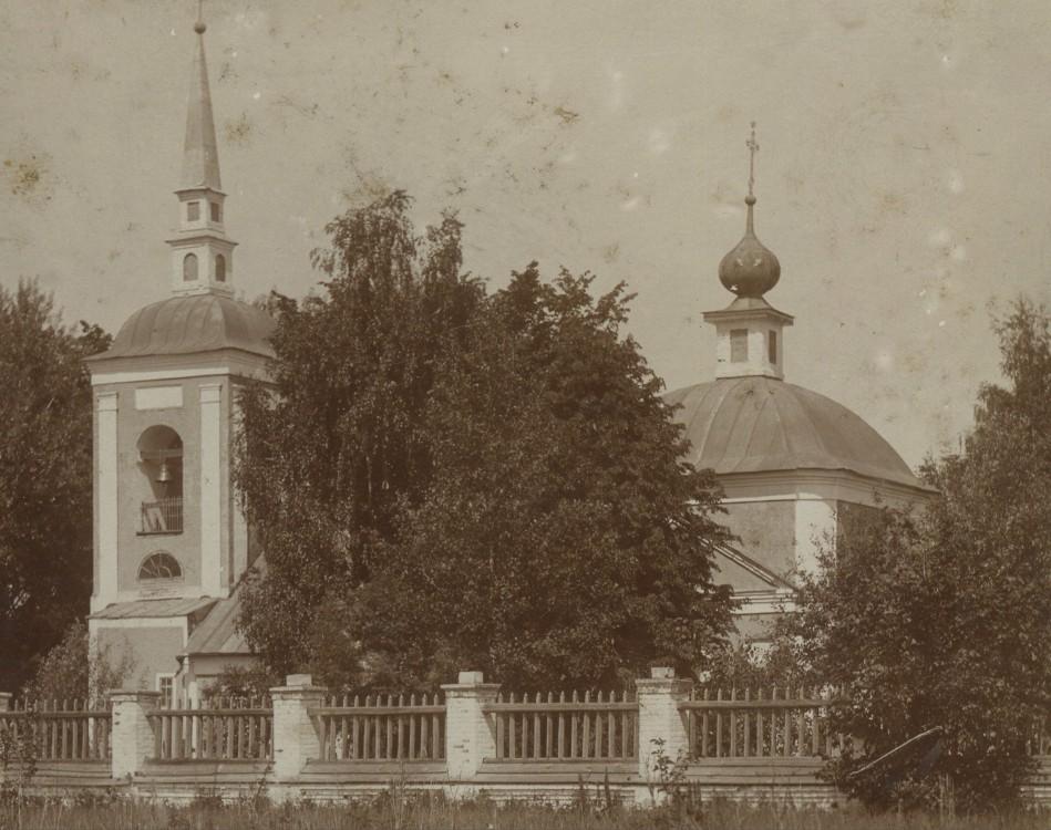 Церковь Параскевы Пятницы, Муром