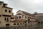 Салоники (Θεσσαλονίκη). Всех Святых, церковь
