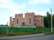 Смоленск. Сергия Радонежского, церковь