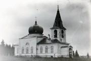 Церковь Трех Святителей - Святица - Фалёнский район - Кировская область