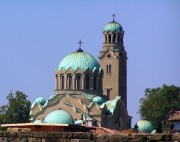 Велико-Тырново. Рождества Святой Богородицы, кафедральный собор