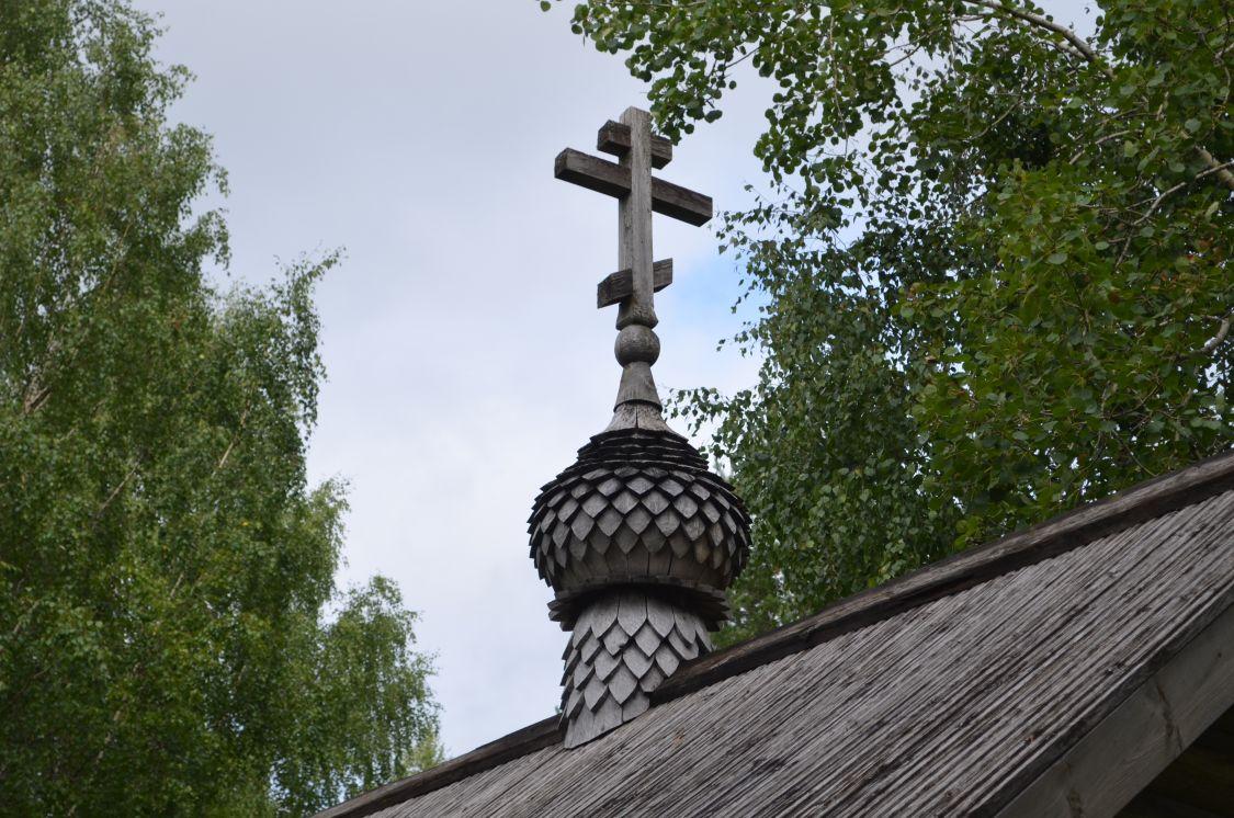 Часовня Казанской иконы Божией Матери, Мирный