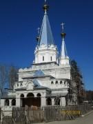 Святогорск. Успенская Святогорская лавра. Церковь Иоанна Русского