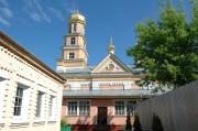 Тихвинский Богородицкий женский монастырь. Церковь Всех Святых - Бузулук - Бузулукский район - Оренбургская область