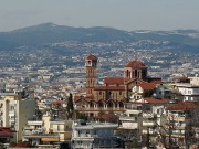 Салоники (Θεσσαλονίκη). Харалампия и Христофора, церковь