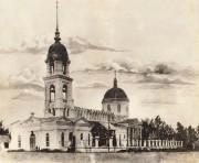 Мари-Турек. Казанской иконы Божией Матери, церковь