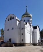 Среднеуральск. Среднеуральский женский монастырь в честь иконы Пресвятой Богородицы