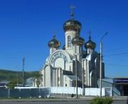 Бишкек. Владимира равноапостольного в Асанбае, церковь