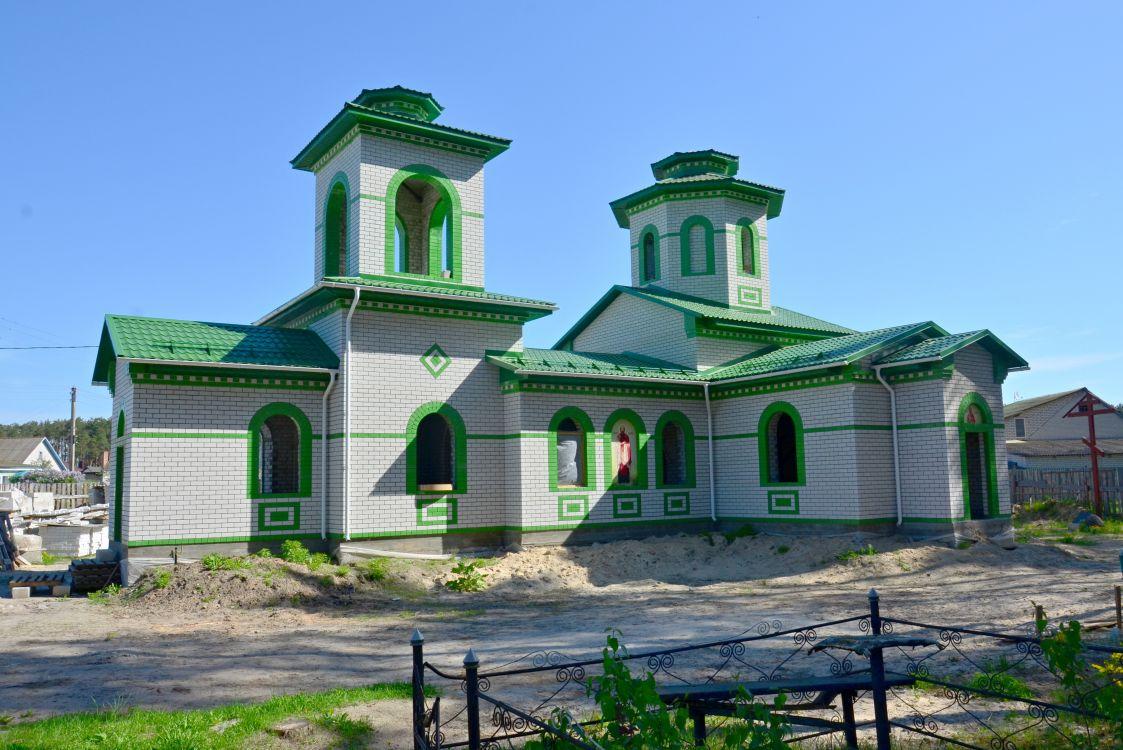 Церковь Олега Брянского, Нетьинка