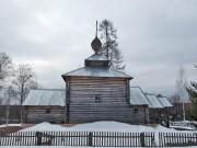 Церковь Димитрия Солунского - Высоково - Кологривский район - Костромская область