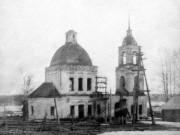 Церковь Троицы Живоначальной - Высоково - Кологривский район - Костромская область