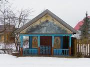 Неизвестная часовня - Пристань - Лужский район - Ленинградская область