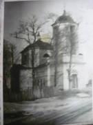 Церковь Рождества Христова - Семцы - Почепский район - Брянская область
