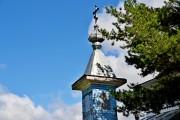 Часовня Илии Пророка - Чернышово - Усть-Кубинский район - Вологодская область