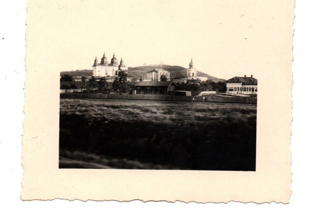 Фрумоасский Архангельский монастырь, Яссы