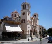 Церковь Троицы Живоначальной - Айос-Николаос - Крит (Κρήτη) - Греция