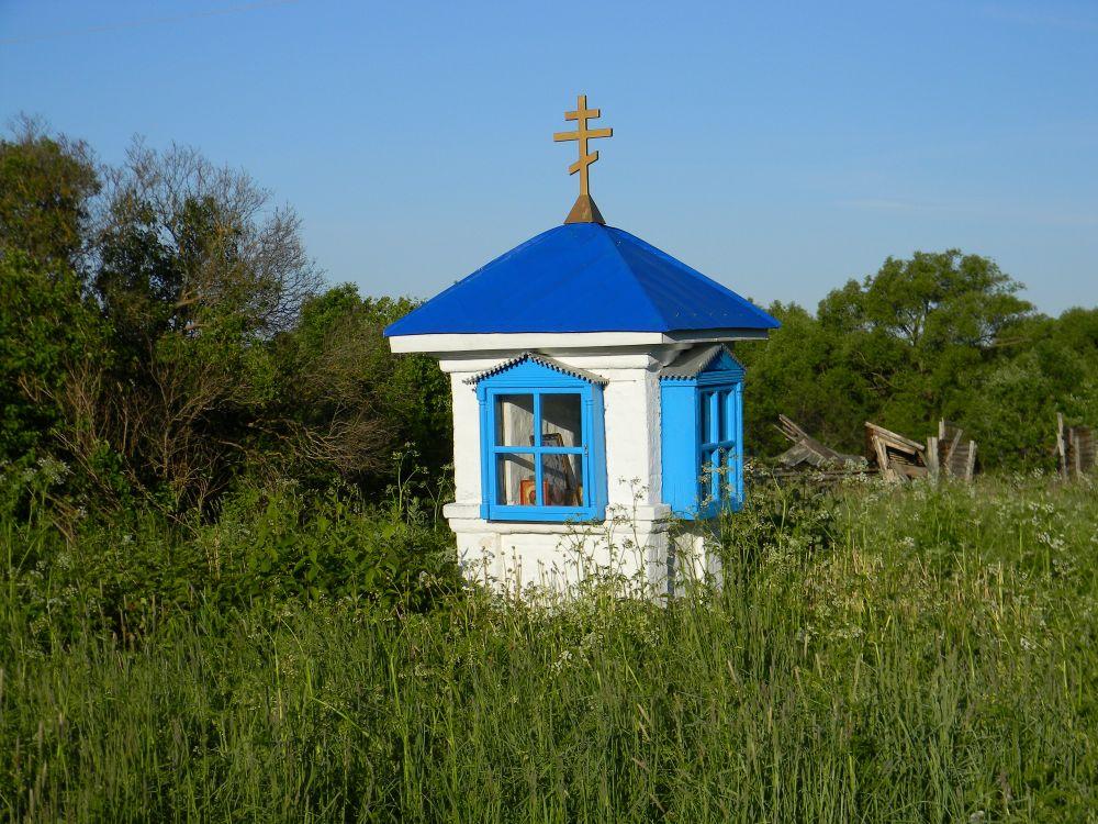 Часовня Владимирской иконы Божией Матери, Романово